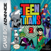 Teen Titans 2 Nintendo Game Boy Advance cover artwork