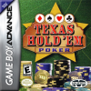 Texas Hold 'em Poker Nintendo Game Boy Advance cover artwork