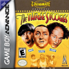 Three Stooges, The Nintendo Game Boy Advance cover artwork