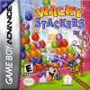Tiny Toon Adventures - Wacky Stackers Nintendo Game Boy Advance cover artwork