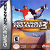 Tony Hawk's Pro Skater 3 Nintendo Game Boy Advance cover artwork