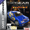 Top Gear Rally Nintendo Game Boy Advance cover artwork
