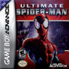 Ultimate Spider-Man Nintendo Game Boy Advance cover artwork