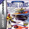 Ultimate Winter Games Nintendo Game Boy Advance cover artwork