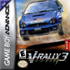 V-Rally 3 Nintendo Game Boy Advance cover artwork