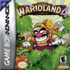 Wario Land 4 Nintendo Game Boy Advance cover artwork