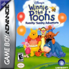 Winnie the Pooh's Rumbly Tumbly Adventure Nintendo Game Boy Advance cover artwork