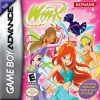 WinX Club Nintendo Game Boy Advance cover artwork