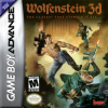 Wolfenstein 3D Nintendo Game Boy Advance cover artwork