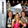 World Poker Tour Nintendo Game Boy Advance cover artwork