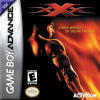 xXx Nintendo Game Boy Advance cover artwork
