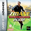 Zidane Football Generation Nintendo Game Boy Advance cover artwork
