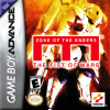 Zone of the Enders - The Fist of Mars Nintendo Game Boy Advance cover artwork