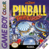 3-D Ultra Pinball - Thrillride Nintendo Game Boy Color cover artwork