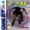 720 Degrees Nintendo Game Boy Color cover artwork