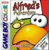 Alfred's Adventure Nintendo Game Boy Color cover artwork