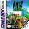 Antz Racing Nintendo Game Boy Color cover artwork