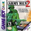 Army Men 2 Nintendo Game Boy Color cover artwork