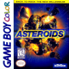 Asteroids Nintendo Game Boy Color cover artwork