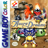 Azure Dreams Nintendo Game Boy Color cover artwork