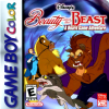 Beauty and the Beast - A Board Game Adventure Nintendo Game Boy Color cover artwork