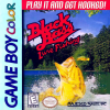 Black Bass - Lure Fishing Nintendo Game Boy Color cover artwork