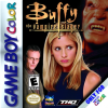 Buffy the Vampire Slayer Nintendo Game Boy Color cover artwork