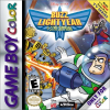 Buzz Lightyear of Star Command Nintendo Game Boy Color cover artwork
