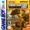 Caterpillar Construction Zone Nintendo Game Boy Color cover artwork