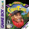 CyberTiger Nintendo Game Boy Color cover artwork