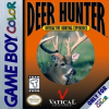 Deer Hunter Nintendo Game Boy Color cover artwork