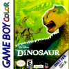 Dinosaur Nintendo Game Boy Color cover artwork