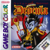 Dracula - Crazy Vampire Nintendo Game Boy Color cover artwork