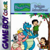 Dragon Tales - Dragon Adventures Nintendo Game Boy Color cover artwork