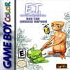 E.T. and the Cosmic Garden Nintendo Game Boy Color cover artwork