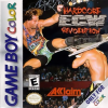 ECW Hardcore Revolution Nintendo Game Boy Color cover artwork