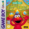 Elmo's ABCs Nintendo Game Boy Color cover artwork