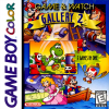Game & Watch Gallery 2 Nintendo Game Boy Color cover artwork
