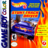 Hot Wheels - Stunt Track Driver Nintendo Game Boy Color cover artwork