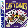 Hoyle Card Games Nintendo Game Boy Color cover artwork