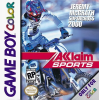 Jeremy McGrath Supercross 2000 Nintendo Game Boy Color cover artwork
