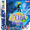 Legend of Zelda, The - Oracle of Ages Nintendo Game Boy Color cover artwork