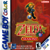 Legend of Zelda, The - Oracle of Seasons Nintendo Game Boy Color cover artwork