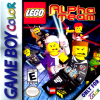 LEGO Alpha Team Nintendo Game Boy Color cover artwork