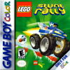 LEGO Stunt Rally Nintendo Game Boy Color cover artwork