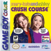 Mary-Kate and Ashley - Crush Course Nintendo Game Boy Color cover artwork