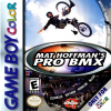 Mat Hoffman's Pro BMX Nintendo Game Boy Color cover artwork