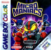 Micro Maniacs Nintendo Game Boy Color cover artwork