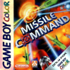 Missile Command Nintendo Game Boy Color cover artwork