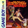 Montezuma's Return! Nintendo Game Boy Color cover artwork